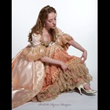 18th Century Gown 1